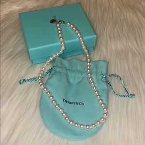 NIB Tiffany & Co. Pearl Necklace
